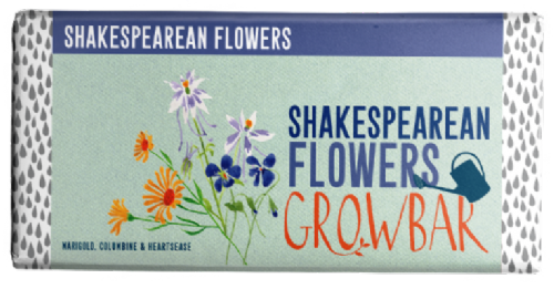 Shakespearean Flowers - Growbar